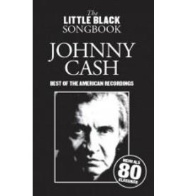 Little black songbook Johnny Cash Best of the American recordings