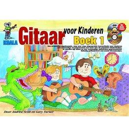 Koala Boek Gitaar voor Kinderen Gary Turner