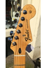 Fender Fender Deluxe stratocaster hss Blizzard Pearl occasion