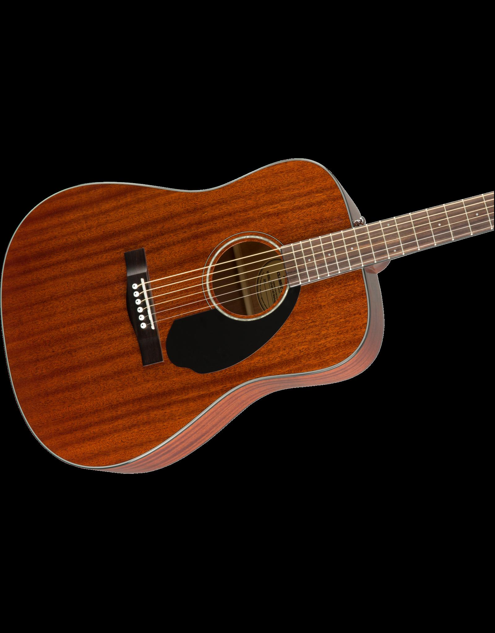 Fender Fender CD-60S All Mahogany WN