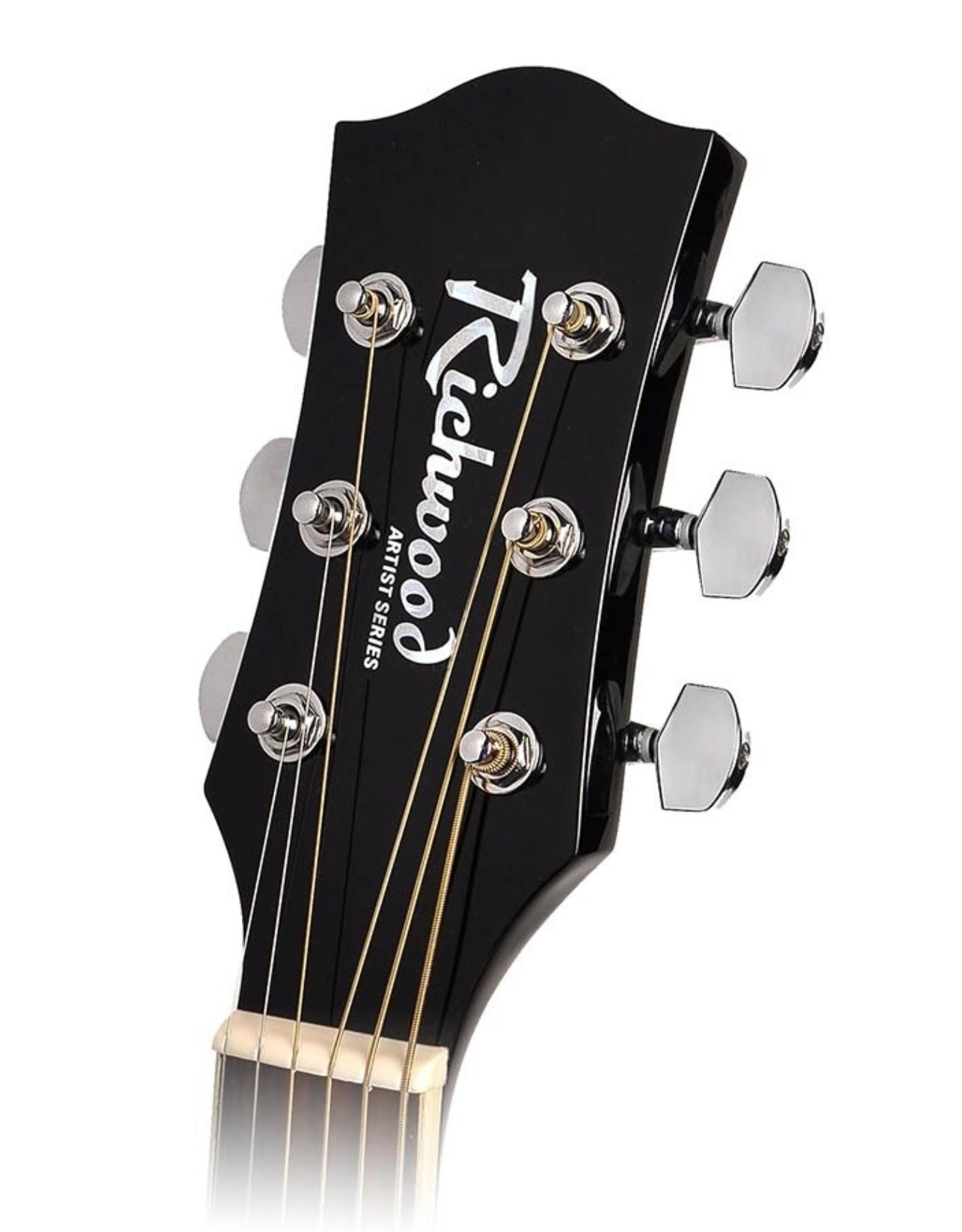 Richwood Richwood RD-12 Linkshandig Black