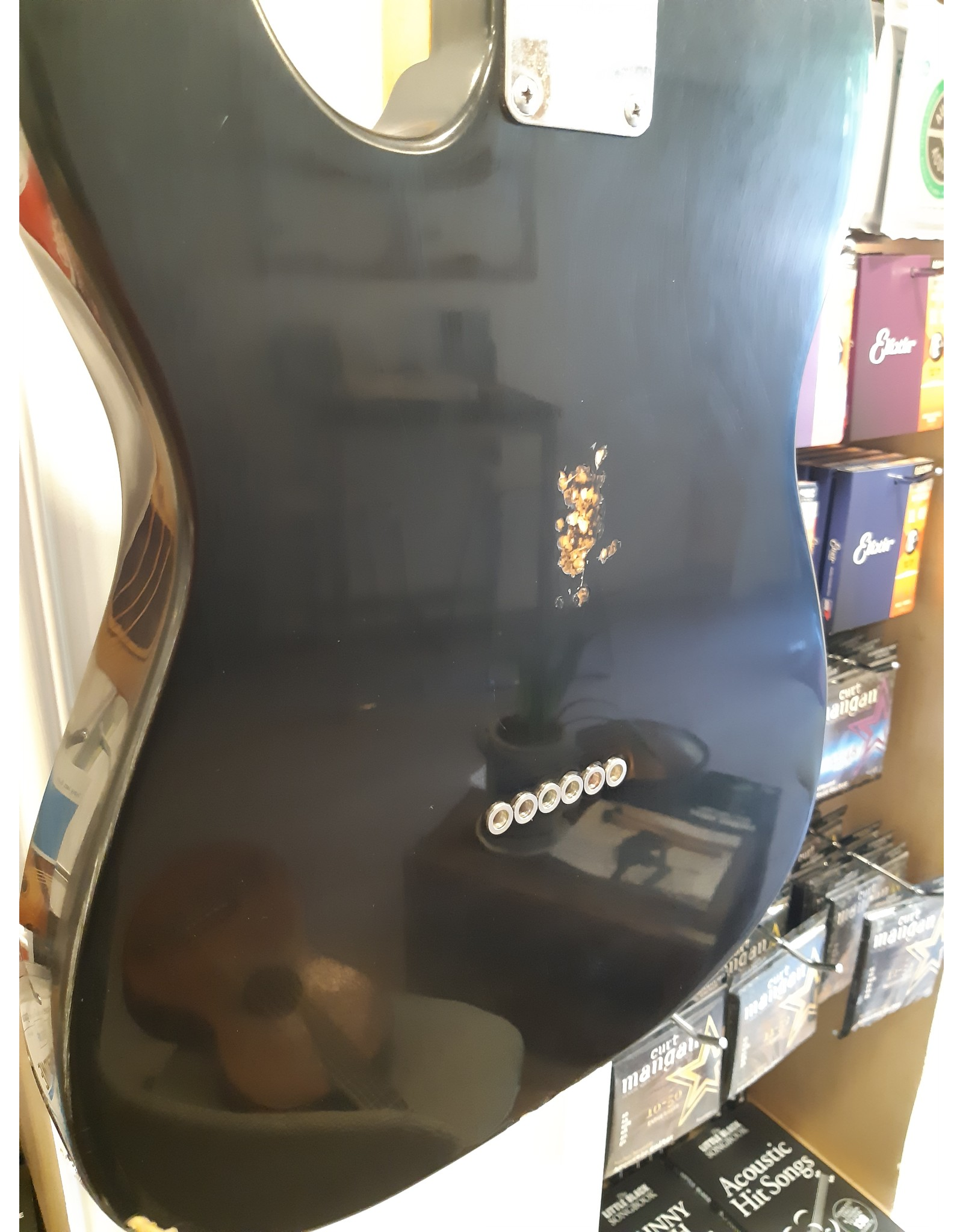 Prinz Guitars Prinz T-Style Black relic