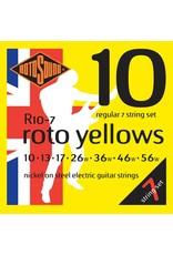 Rotosound Rotosound R10-7 10-56 7 snarige set