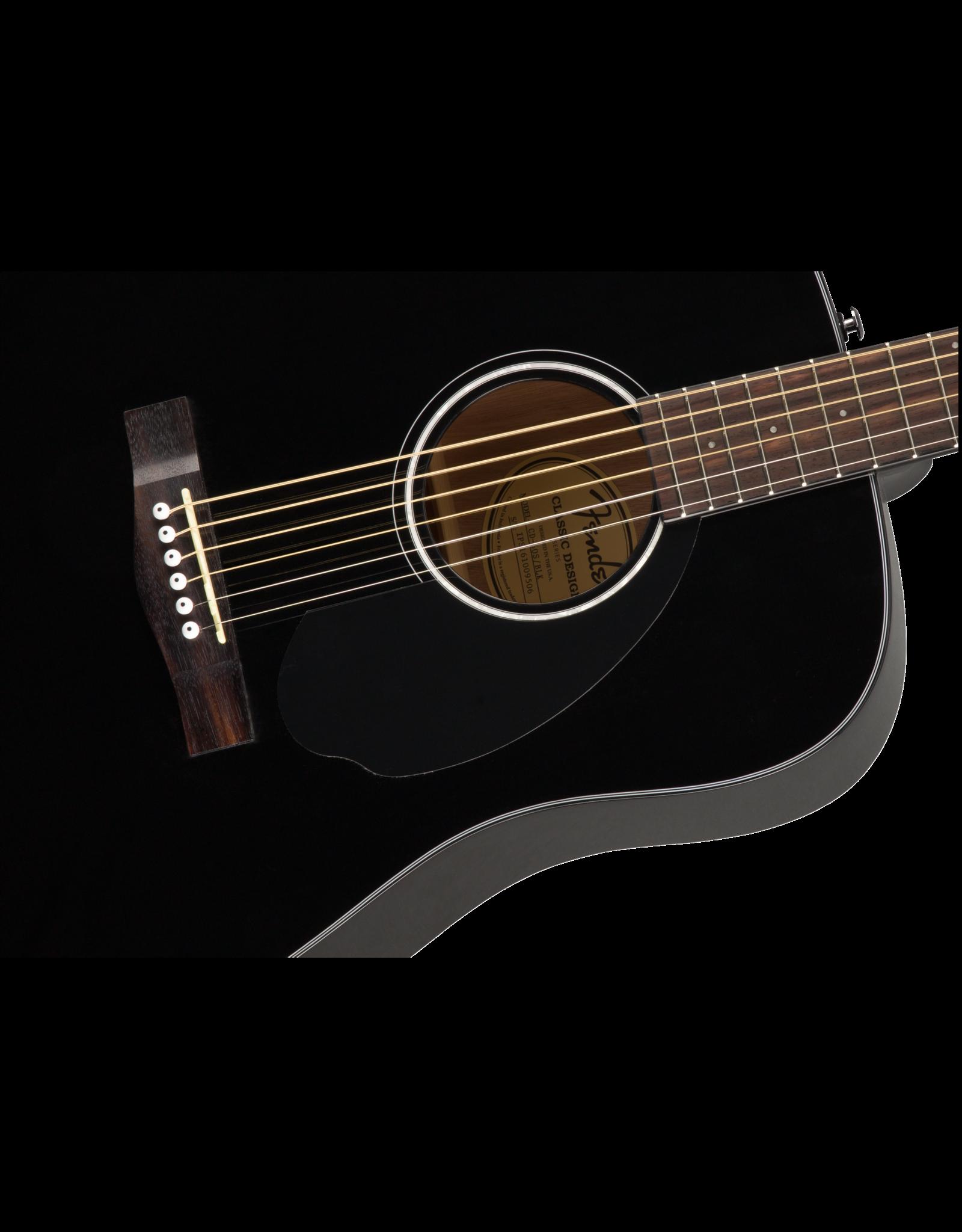 Fender Fender CD-60s BK