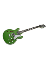Hagstrom Hagstrom Alvar Limited Stallion Green Metallic
