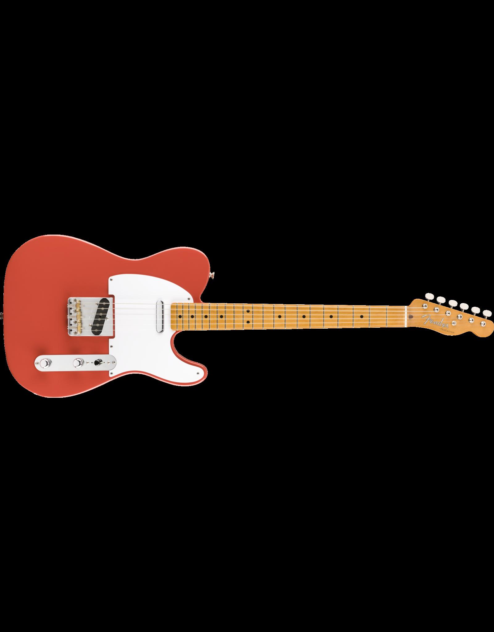 Fender Fender Vintera 50's Telecaster Fiesta Red