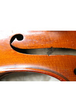 Viool uit Markneukirchen omstreeks 1930