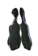 Leonardo Leonardo CC-644-BU Cello koffer donkerblauw