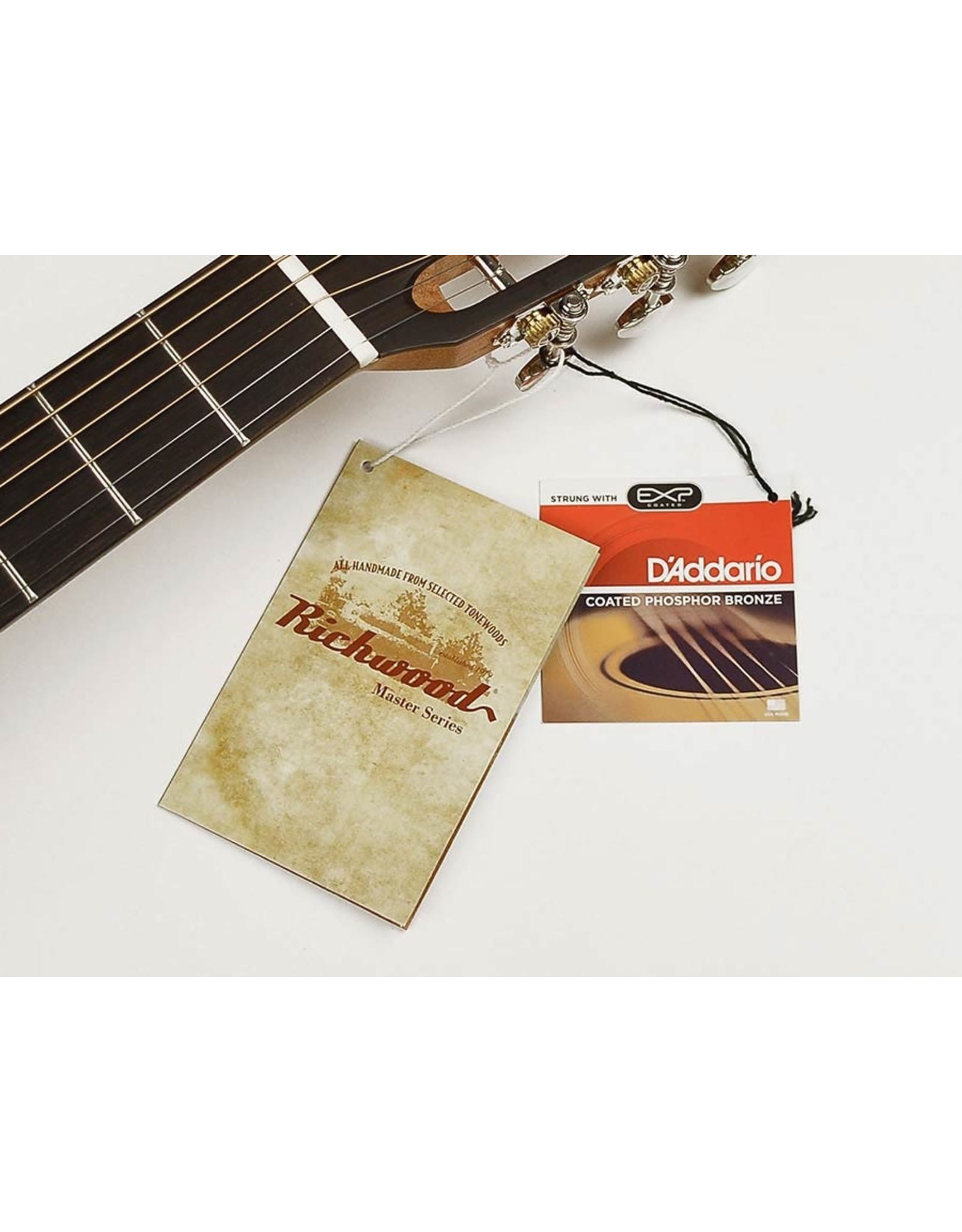 Richwood Richwood P-40 parlor gitaar