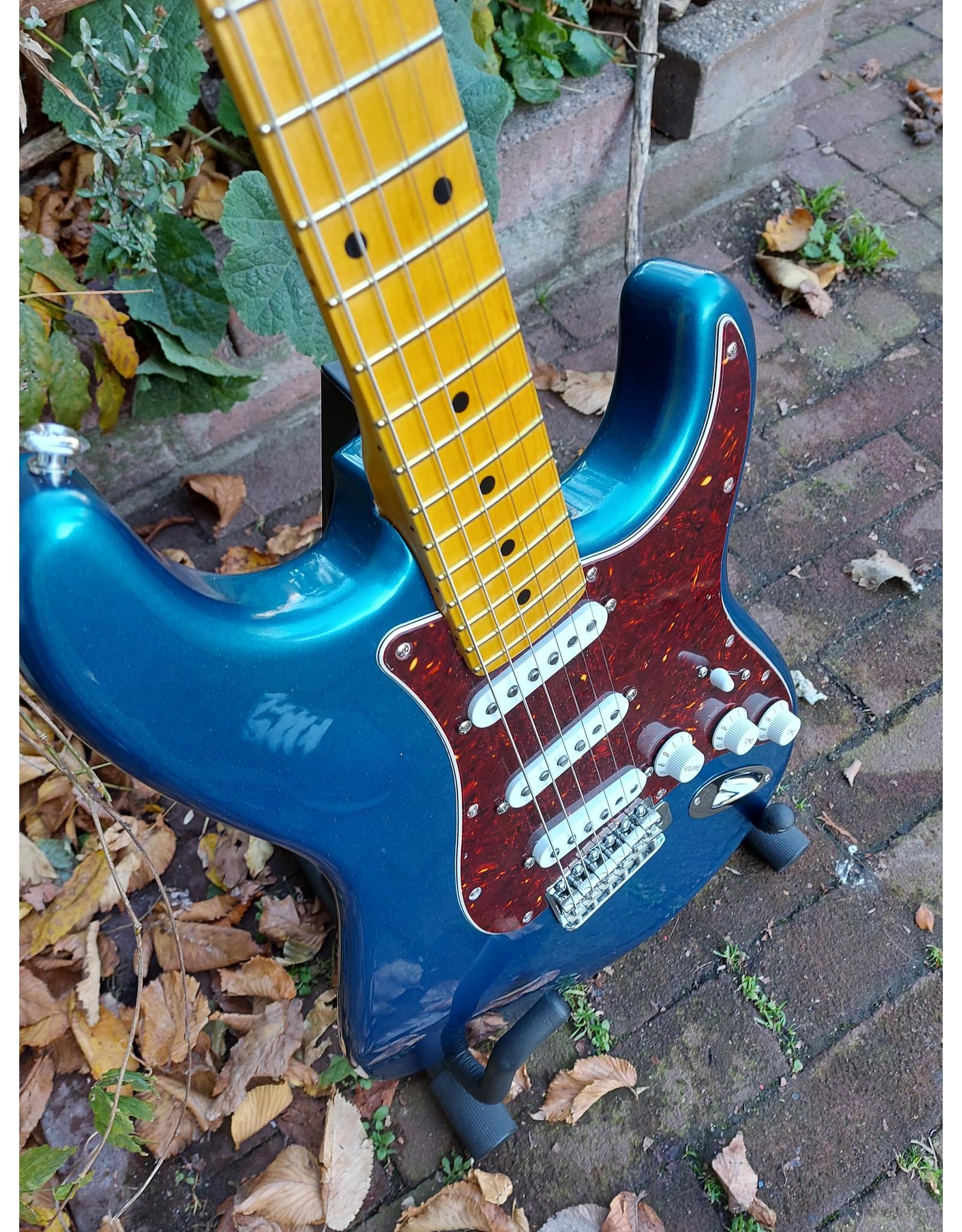 Prinz Guitars Prinz Guitars S-Style Blue
