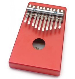 Stagg Stagg Kalimba Kid 10 Rood