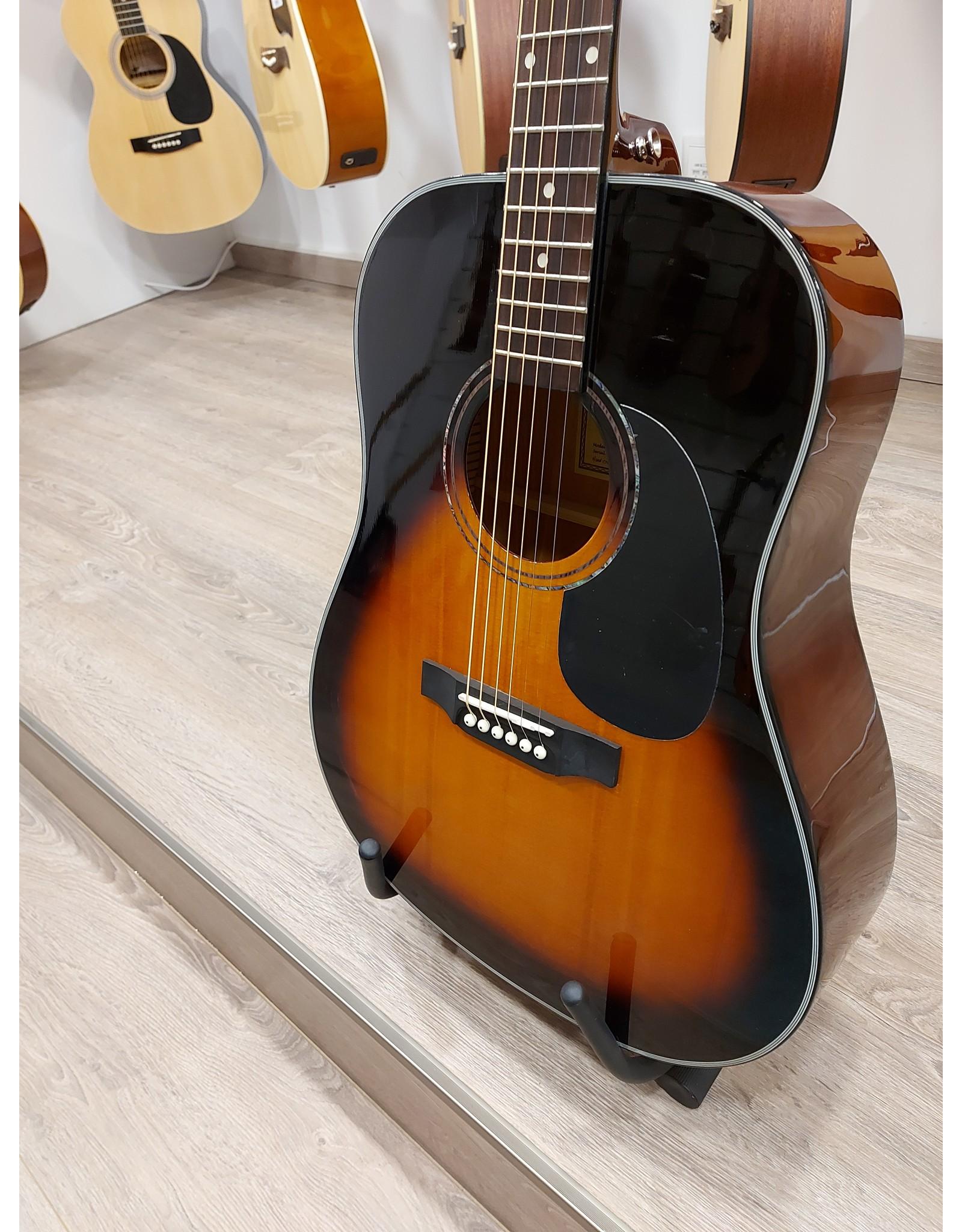 Morgan Morgan W104 Sunburst western gitaar