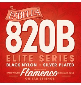 La Bella La Bella L 820 Flamenco strings nylon