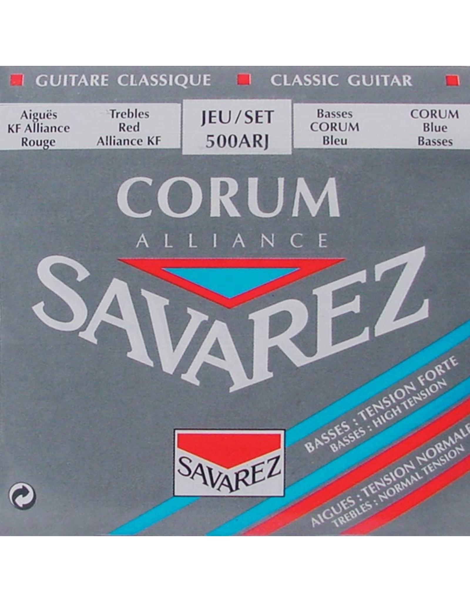 Savarez Savarez Corum Alliance 500-ARJ Hybrid tension