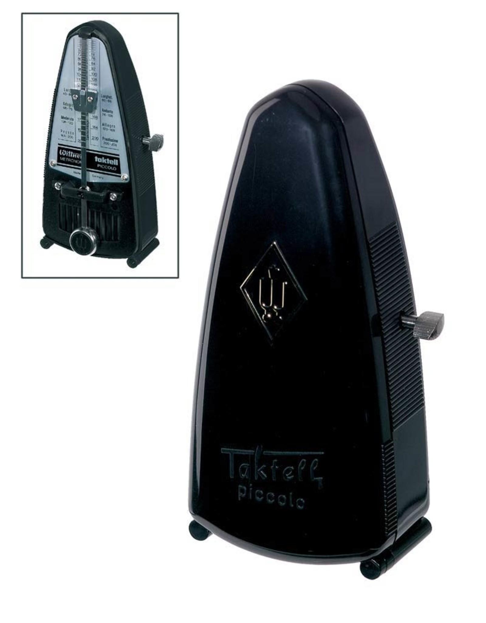 Wittner Wittner Taktell Piccolo mechanische metronoom 836 zwart