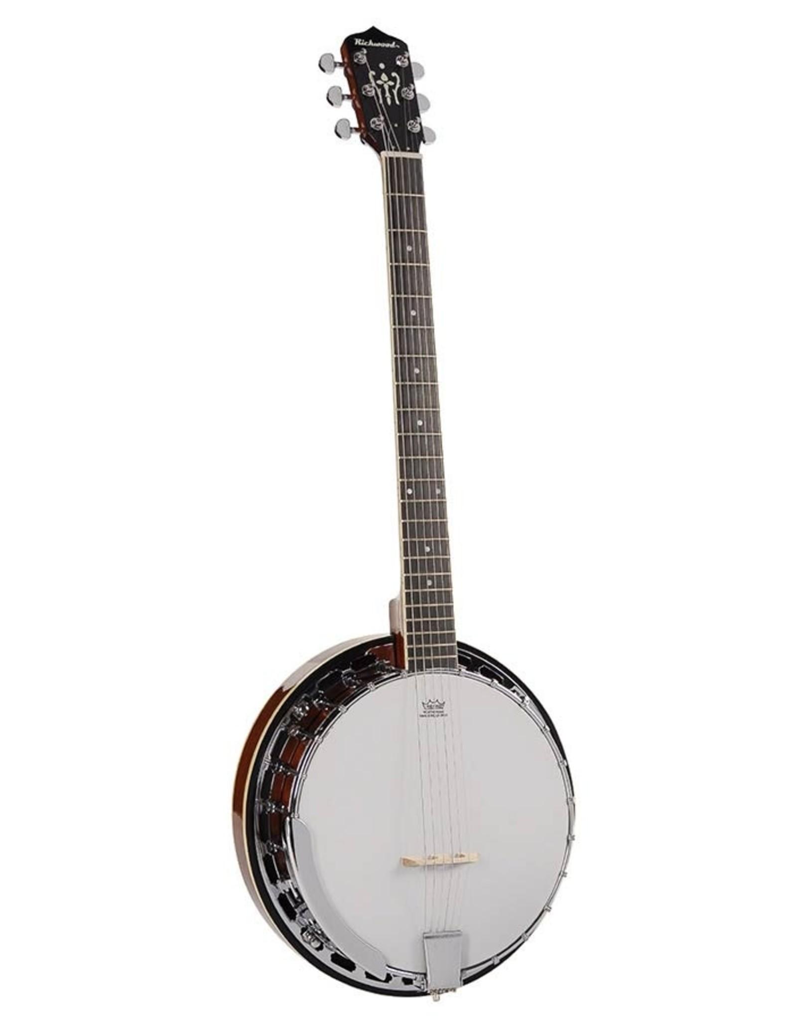 Richwood Richwood RMB-606 6-s narige gitaarbanjo