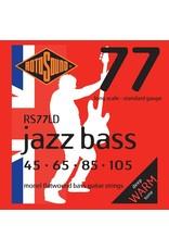 Rotosound Rotosound Jazz bass 77LD  Flatwound 45-105