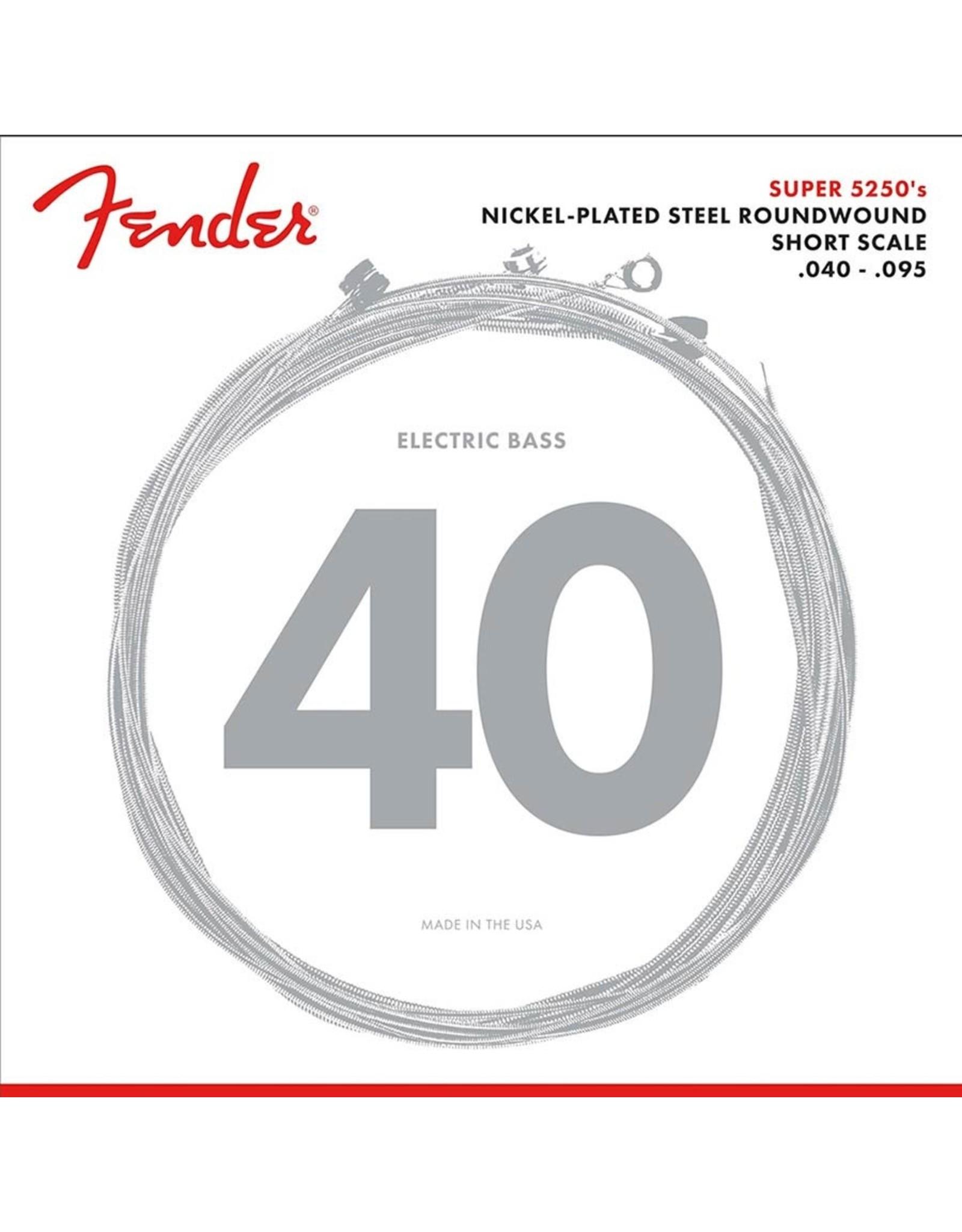Fender Fender Shortscale snaren F-5250XL
