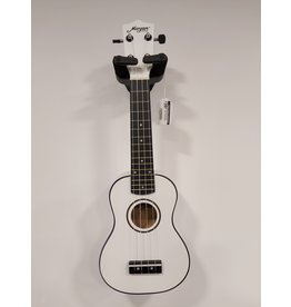 Morgan Morgan Ukulele UK-S100 White