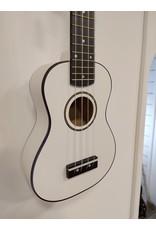 Morgan Morgan Ukulele UK-S100 White