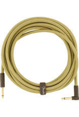 Fender Fender Deluxe 18,6' inst cable tweed angled
