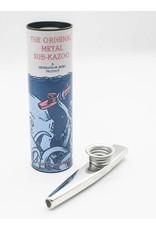 Generation (Kazoos en Flageolets) Generation Kazoo metaal in koker zilver