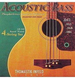 Thomastik Thomastik THAB-344 Akoestische bassnaren phosphor bronze 41-86