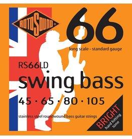 Rotosound Rotosound Swing Bass 45-105 RS66LD