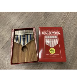 Hugh Tracy Kalimba Hugh Tracy Kalimba 17 notes with pick-up