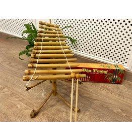Dan Moi T'rung TR-3 bamboe xylofoon
