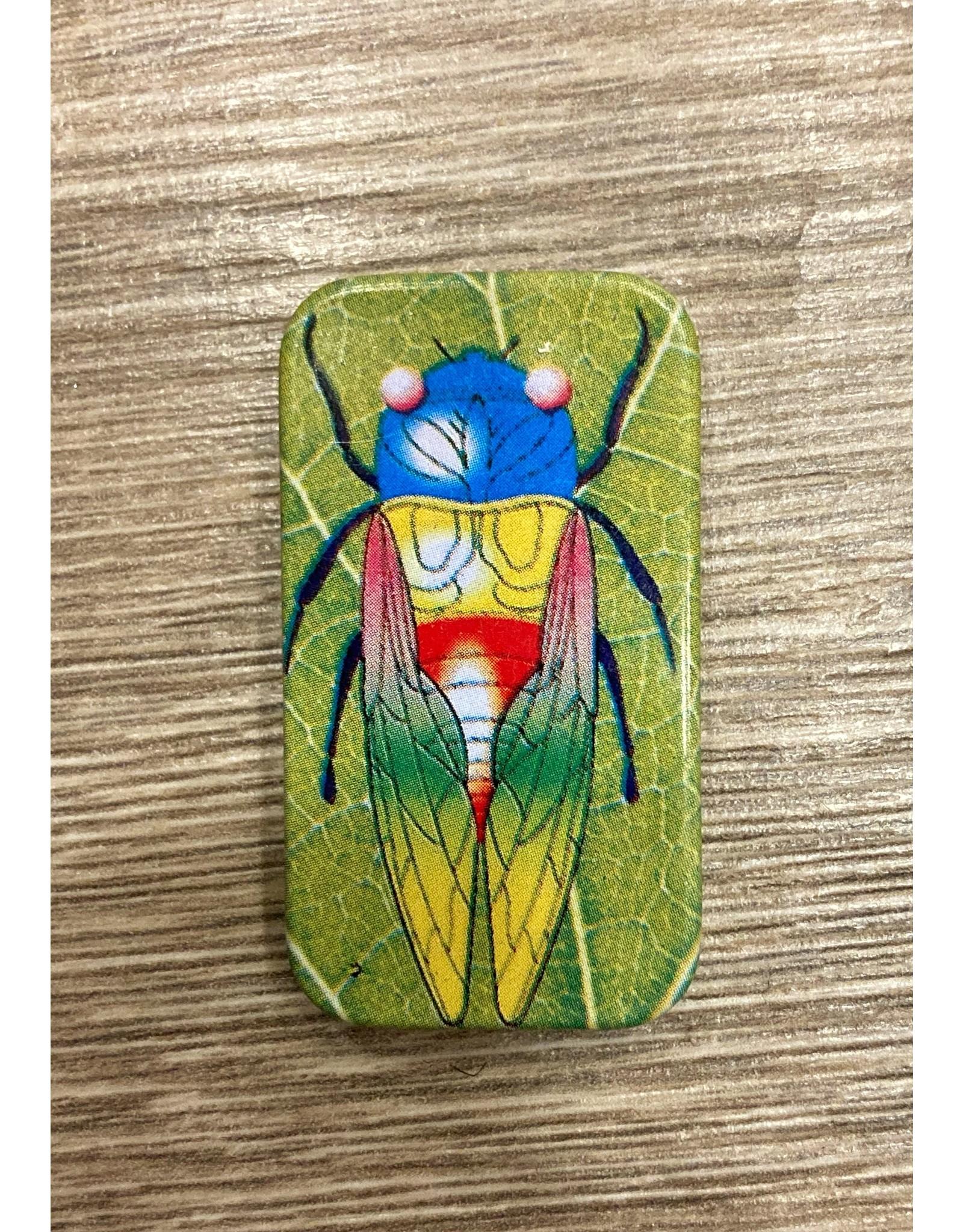 Dan Moi Crackling insect Sebastian KI-15
