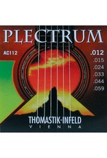 Thomastik Thomastik  Plectrum 012 AC112