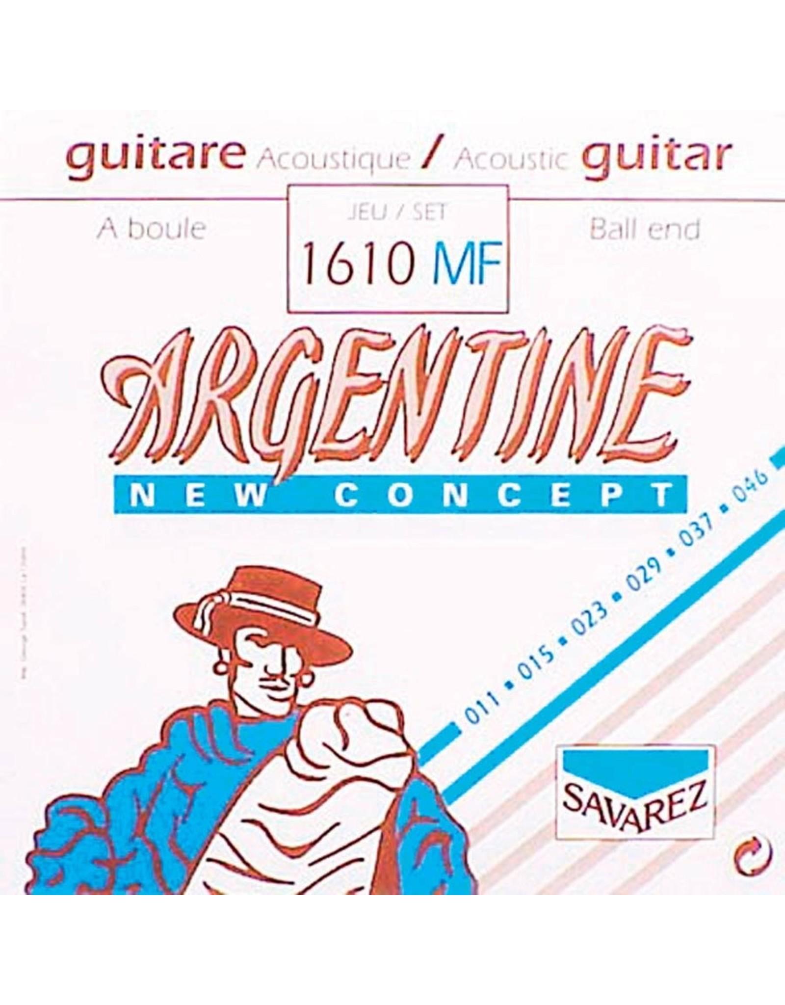 Argentine Argentine Gypsy New Concept 1610MF Snaren