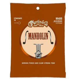 Martin Martin M400 mandoline snaren