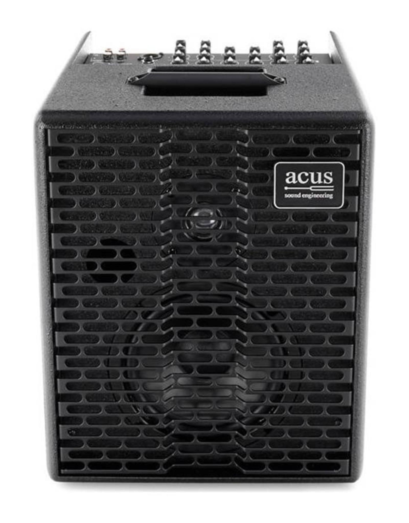 Acus Acus One 6T Black