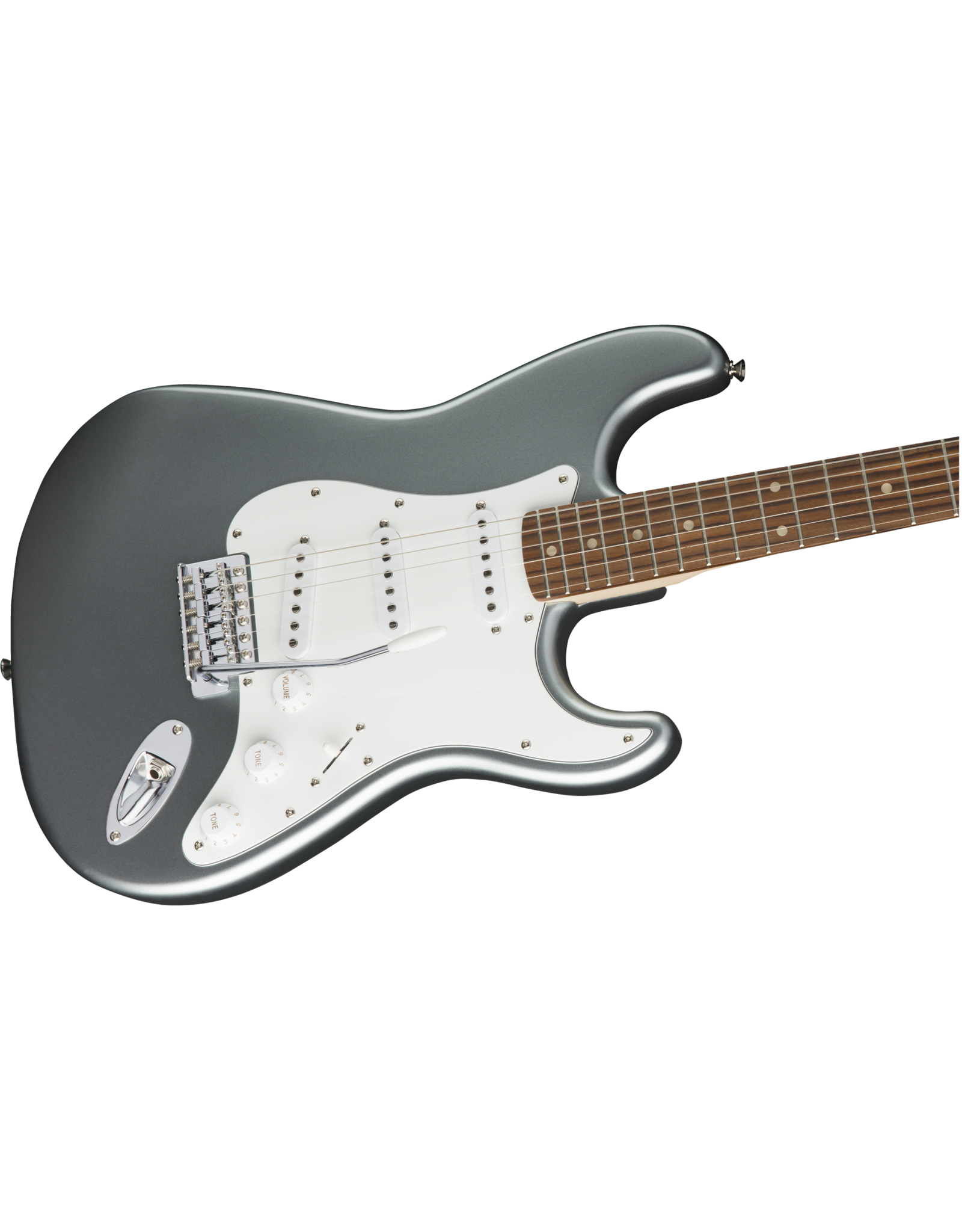 Squier Squier Affinity Stratocaster Slick Silver LRL