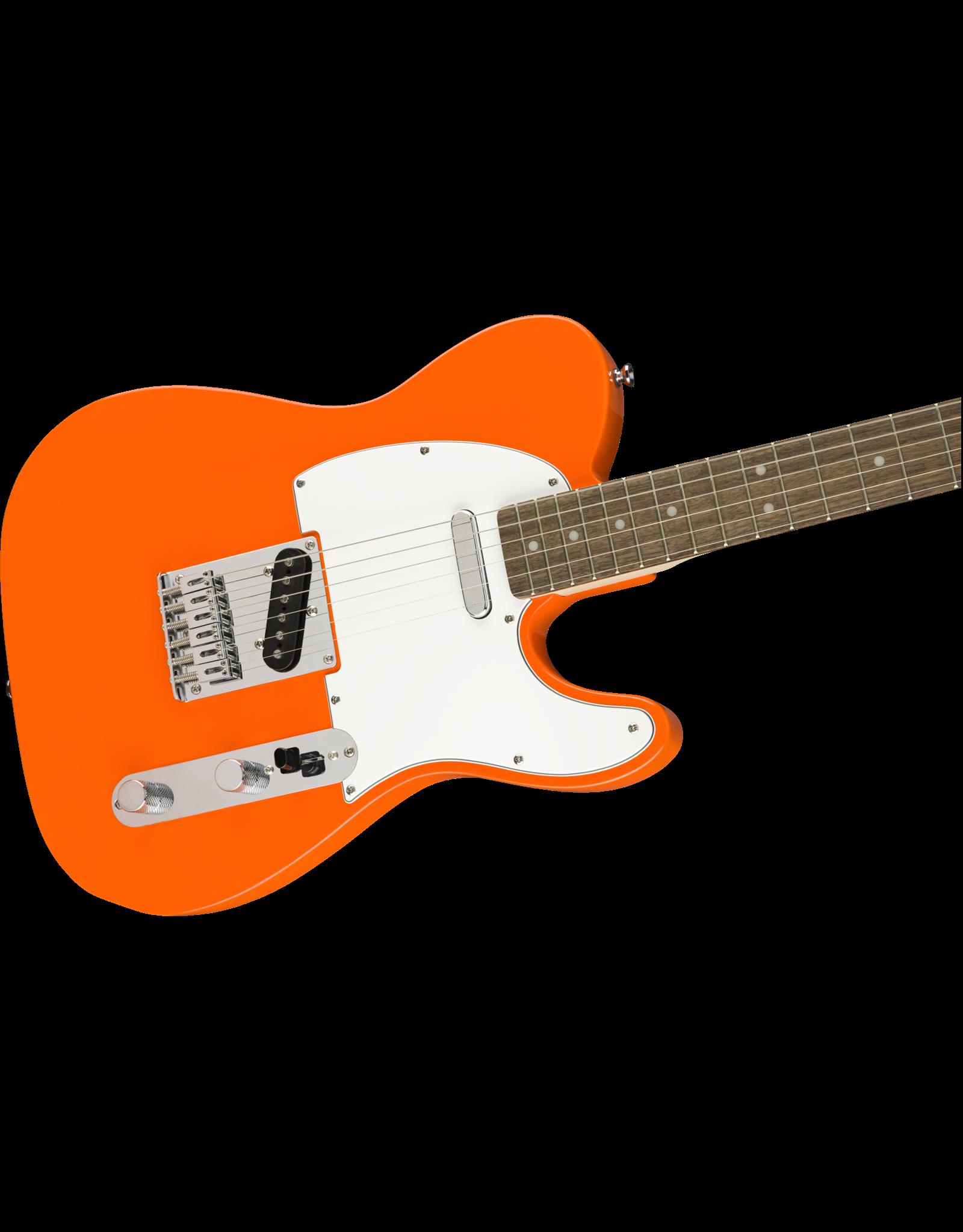 Squier Squier Affinity Telecaster Competition Orange LRL