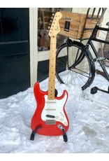 Tokai ST55 Stratocaster Goldstar Sound Flamingo Orange '80s
