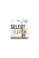 D'Addario D'addario Select Jazz Alt sax rietjes filed