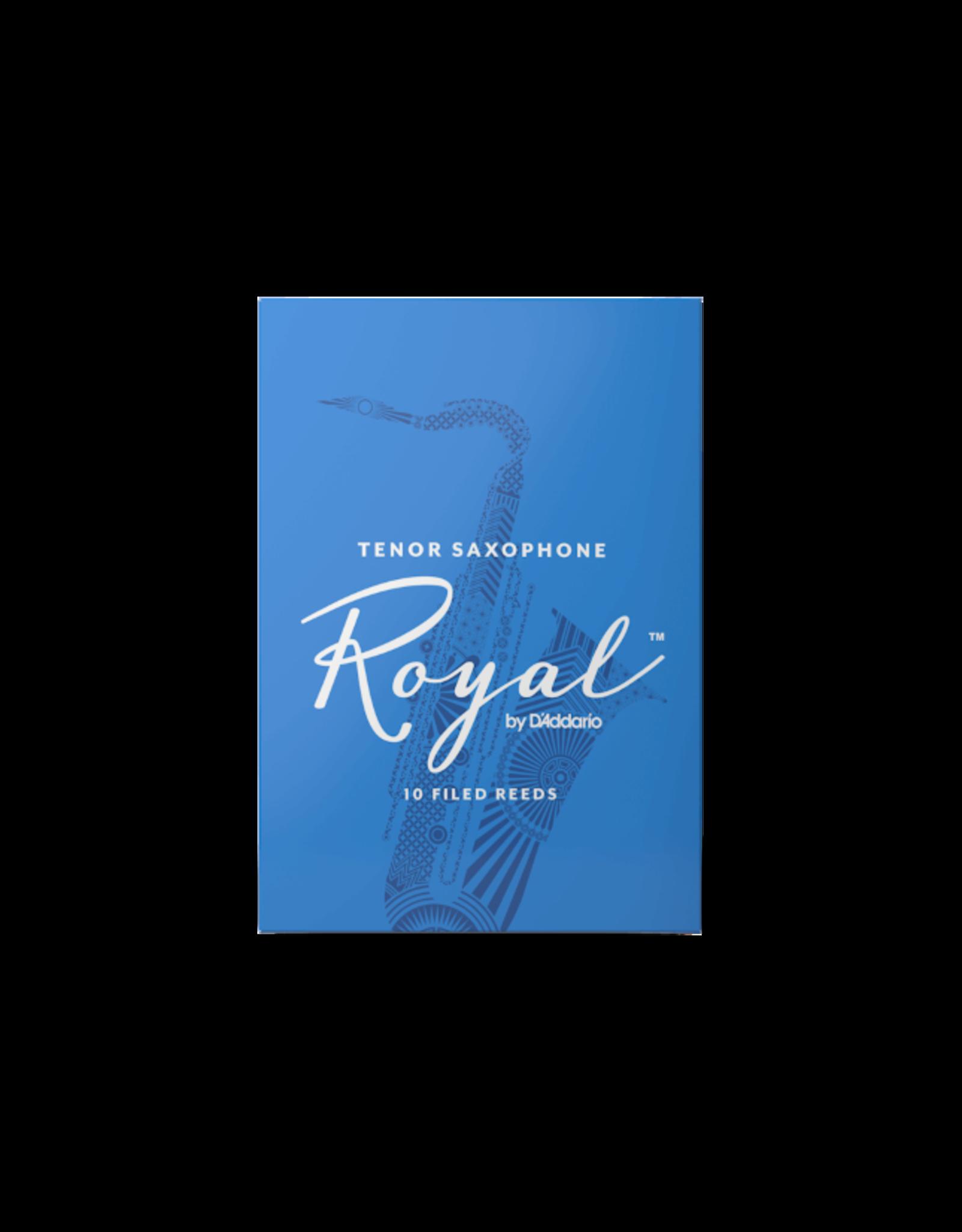 D'Addario D'addario Rico Royal Tenor sax rietjes