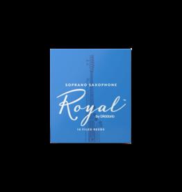 D'Addario D'addario Rico Royal Sopraan sax rietjes