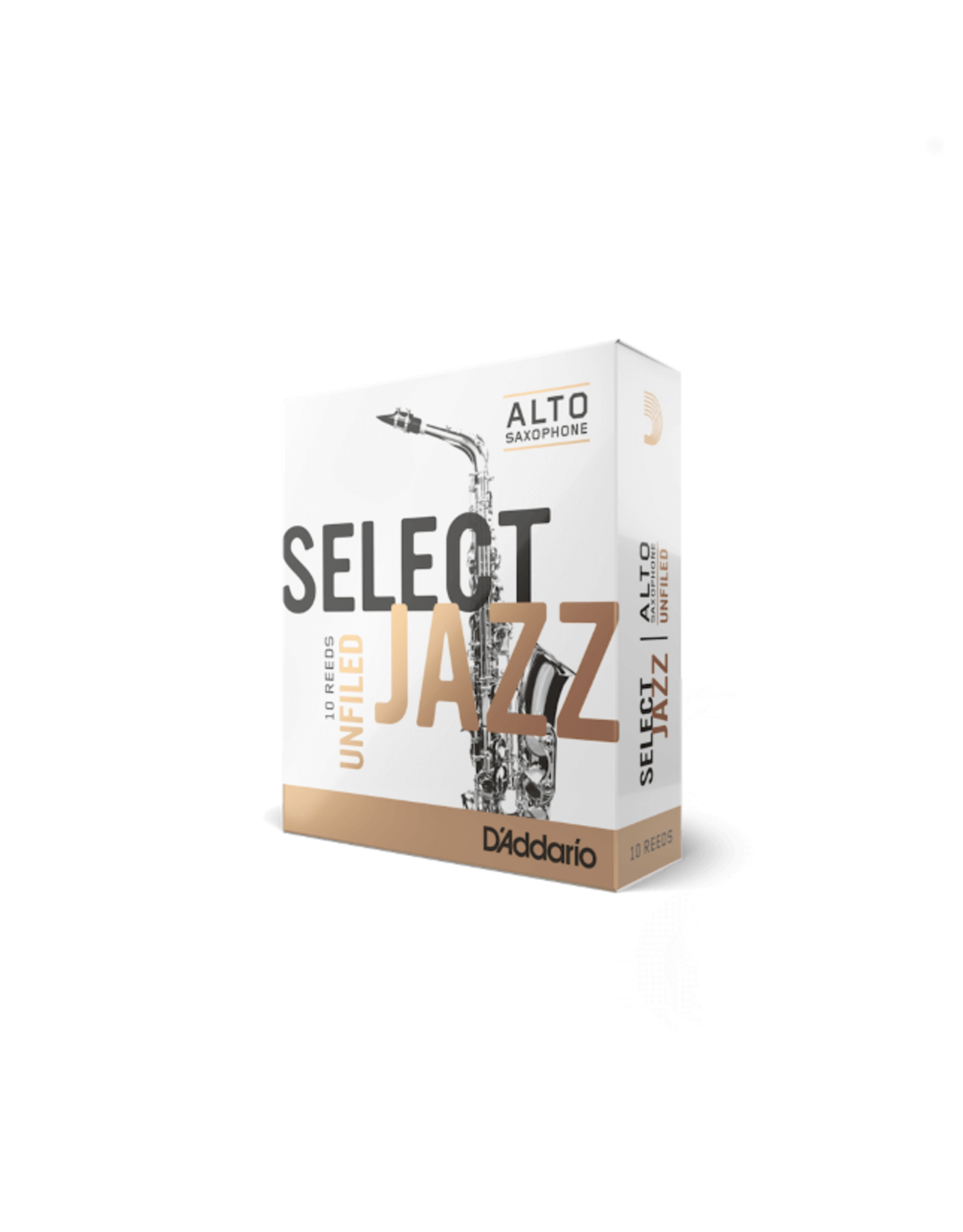 D'Addario D'addario Select Jazz Alt sax rietjes unfiled