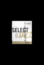 D'Addario D'addario Select Jazz Sopraan Sax  Filed rietjes