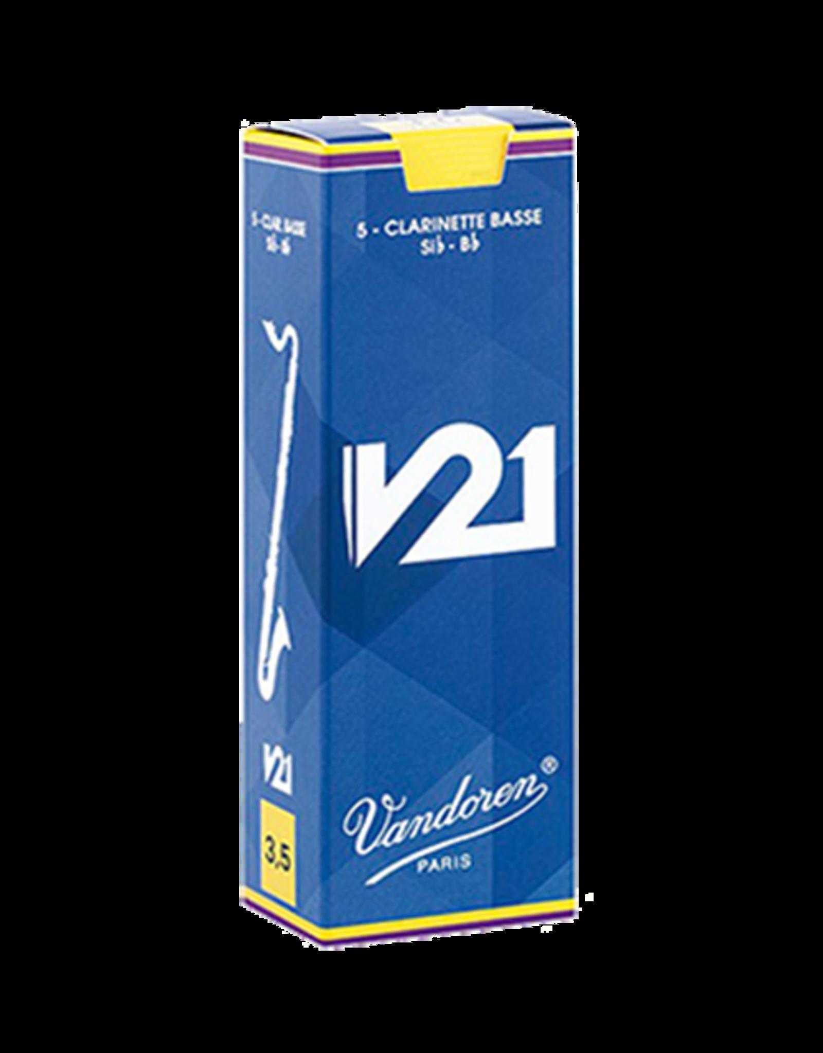Van Doren Vandoren V21 Bas Klarinet rietjes