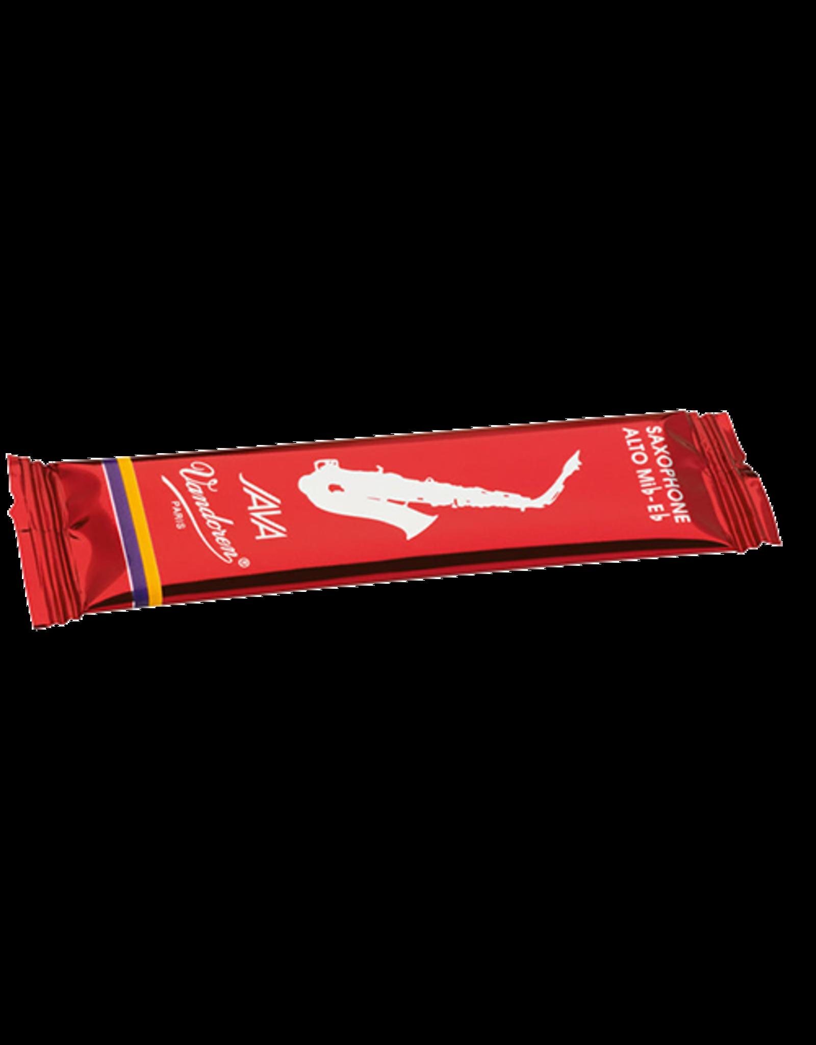 Van Doren Vandoren Java Filed- Red cut Alt Sax rietjes