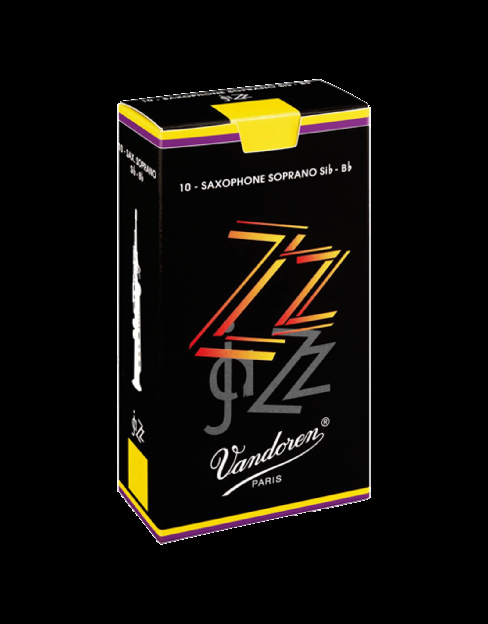 Van Doren Vandoren ZZ Jazz Sopraan Sax rietjes