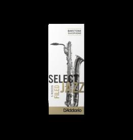 D'Addario D'addario Select Jazz Filed Bariton Sax rietjes