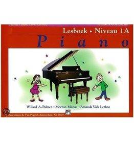 Alfred's Piano Lesboek niveau 1A