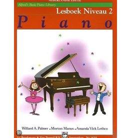 Alfred's Piano Lesboek niveau 2