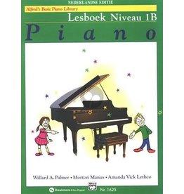 Alfred's Piano Lesboek niveau 1B